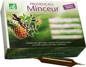 Tisane proven ale aubagne provence provencale minceur bio for Tisane pour mincir